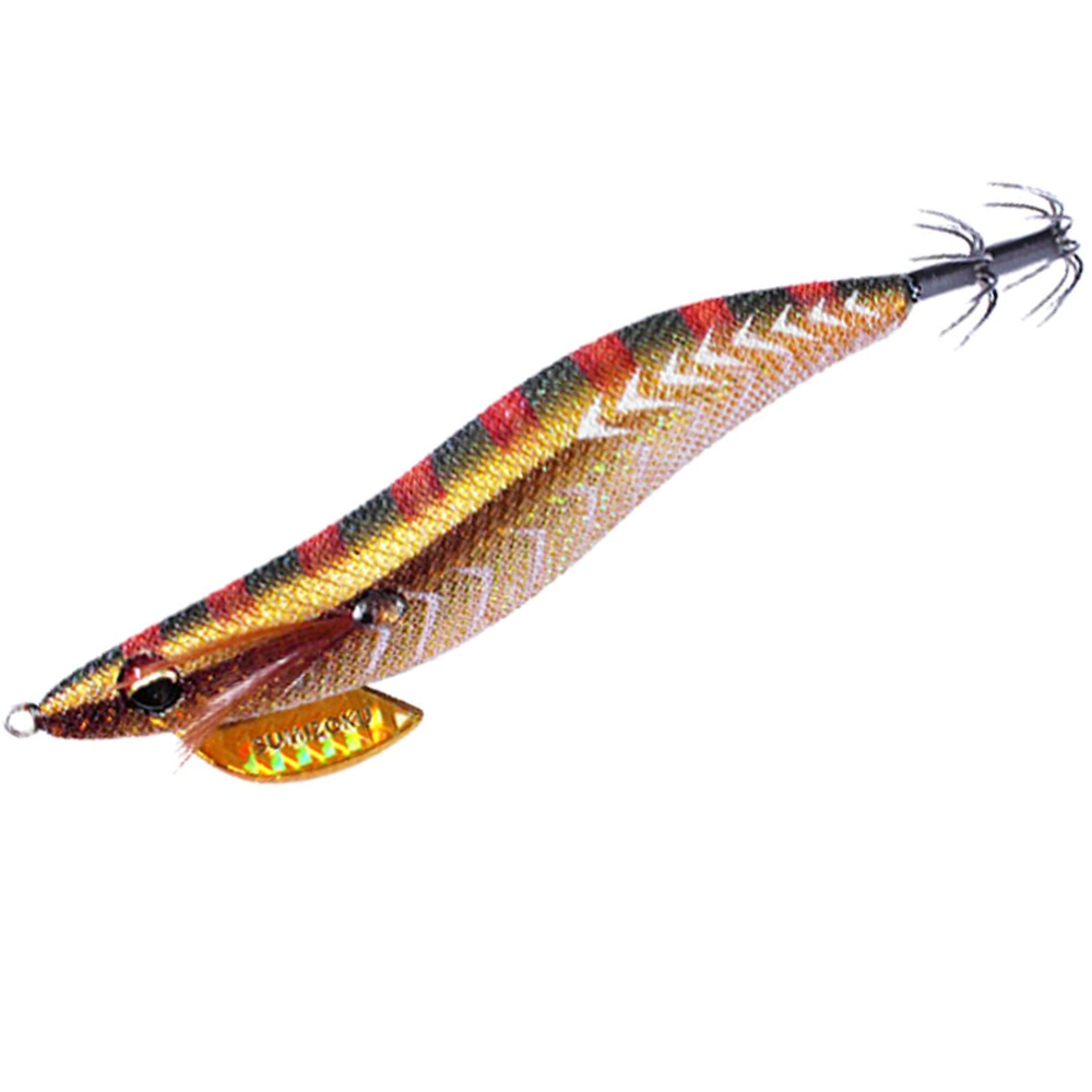 HARIMITSU Takosumizoku size 3.5 red ebi Squid jig from stylish anglers japan
