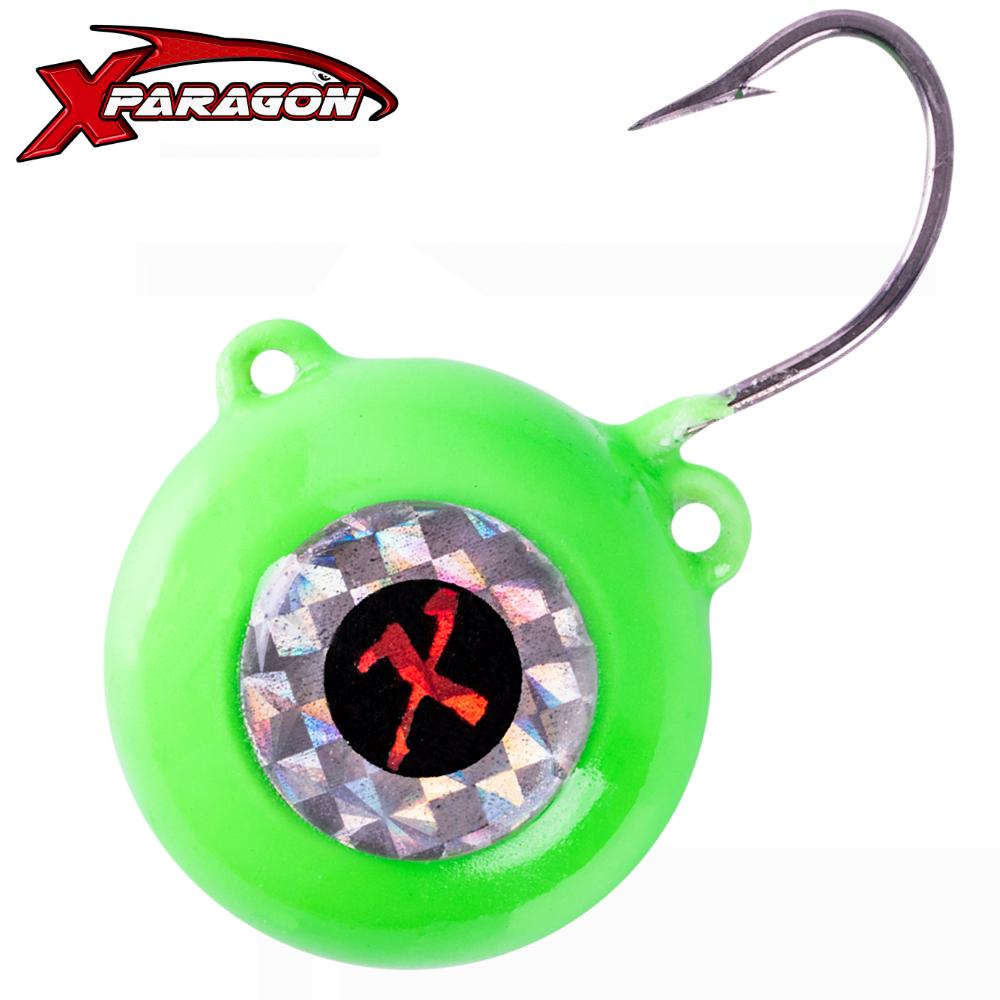 X PARAGON KABURA /& BAITING SYSTEM ZOKA BALL II EXTRA GLOW 165g
